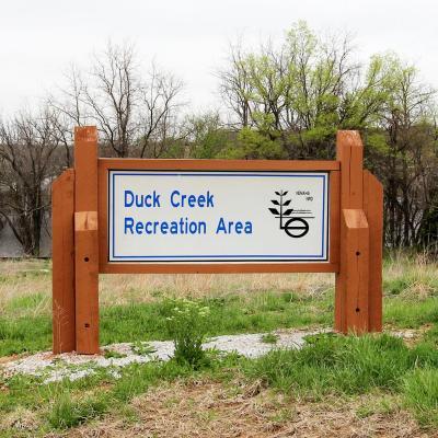 Nebraska State Road sign