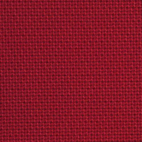Tier 1 Cross Check Fabric - Cranberry