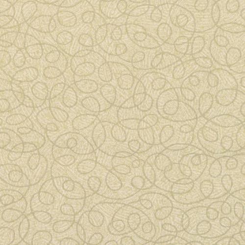 Tier 2 Curlicue Vinyl - Parchment