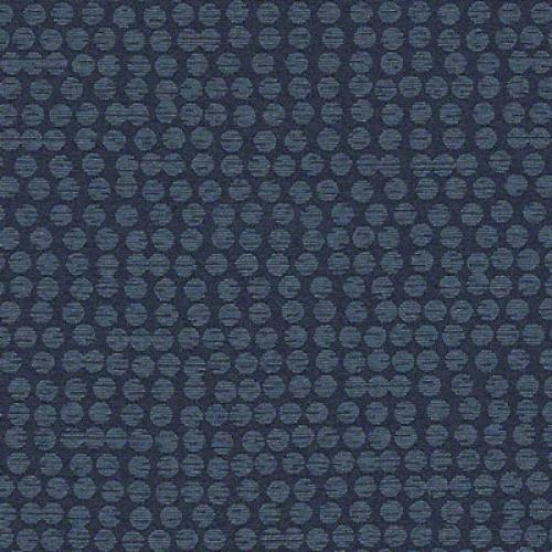 Tier 2 Polka Fabric - Blue Moon