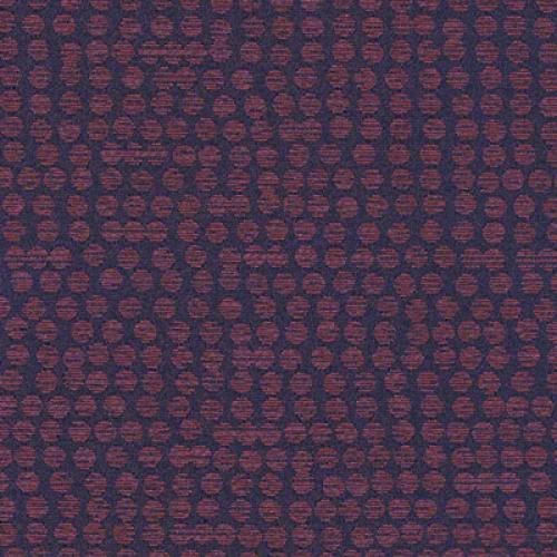 Tier 2 Polka Fabric - Very Berry