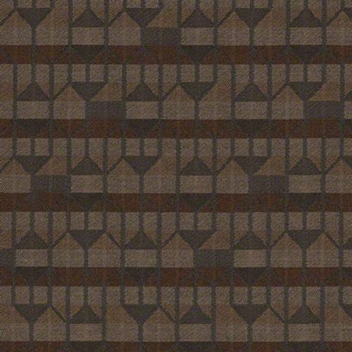 Tier 2 Riddle Fabric - Black Coffee