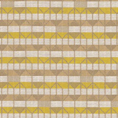 Tier 2 Riddle Fabric - Citron