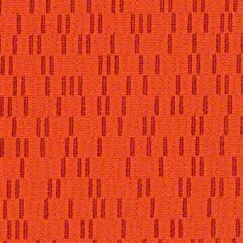 Tier 2 Sequence Fabric - Orange
