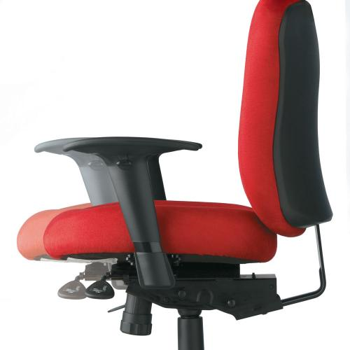 Movement of the Ithaca chair seat