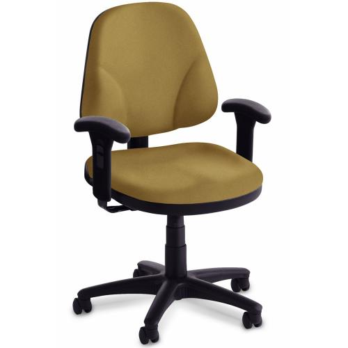 Snap chair with arms