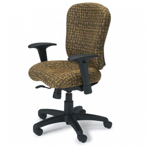 Ithaca chair with arms